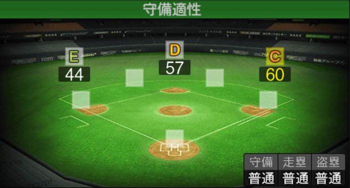 【プロスピA】2020エキサイティングプレイヤー第1弾 雄平選手2