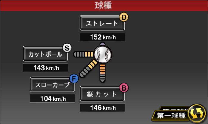【プロスピA】2020エキサイティングプレイヤー第1弾 大瀬良 大地投手2