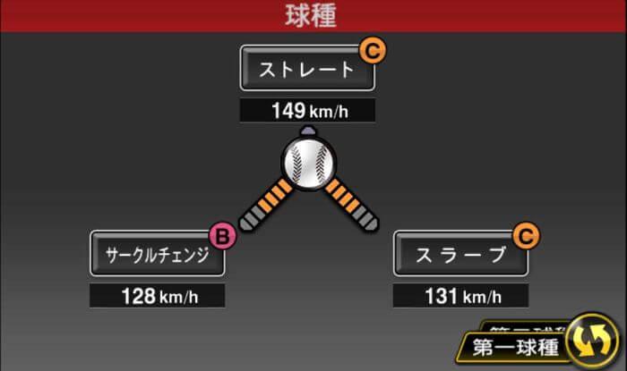 【プロスピA】2020エキサイティングプレイヤー第1弾 小笠原 慎之介投手2