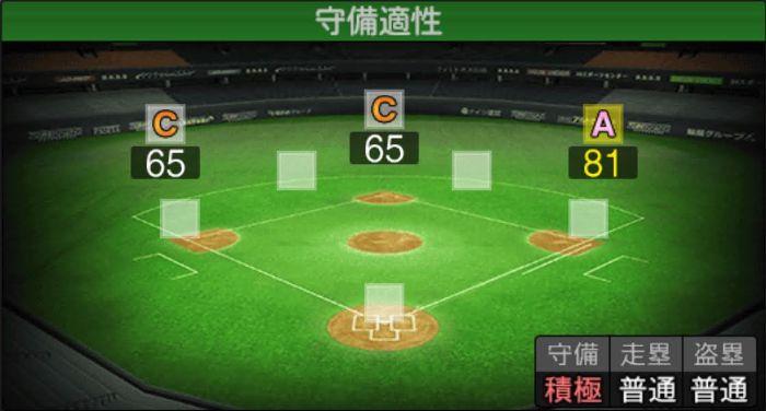 【プロスピA】2020エキサイティングプレイヤー第2弾 大田 泰示選手2