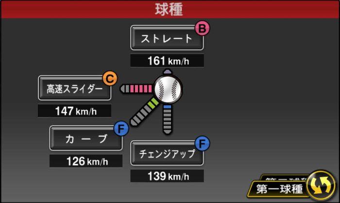 【プロスピA】2020プロスピセレクション第2弾 由規投手